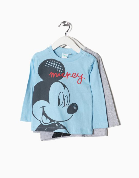 Pack 2 T-shirts Mickey