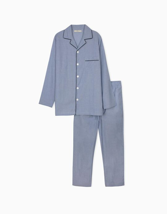 Cotton Shirt Pyjamas