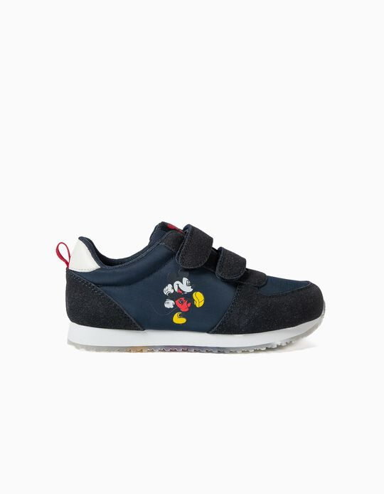 Trainers for Boys 'Mickey', Blue