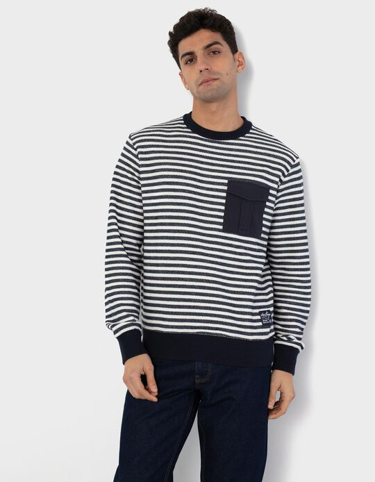 Jumper with Pocket, for Men