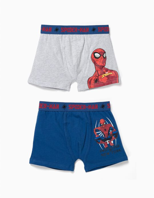 Pack of 2 Boxers, Spider-Man
