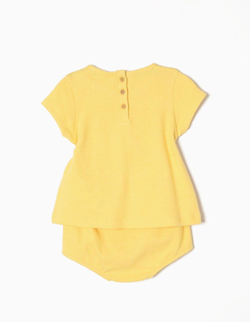 Conjunto T-shirt e Cuecas