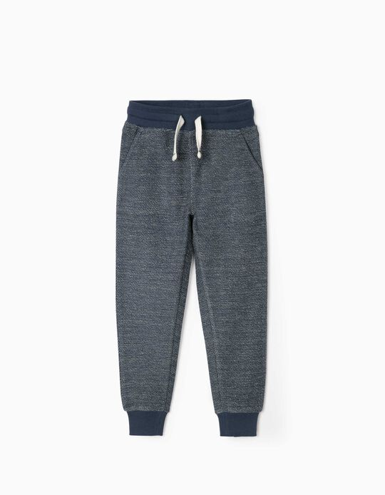 Joggers for Boys, 'Ancient Egypt', Blue