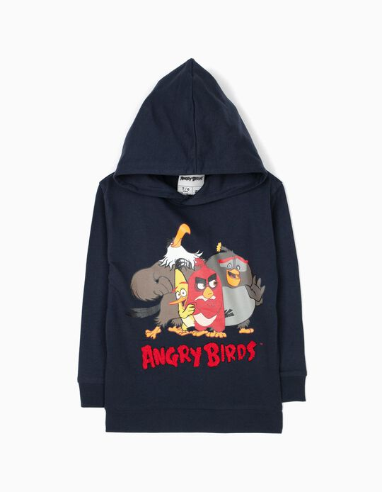 Hooded Sweatshirt, Angry Birds