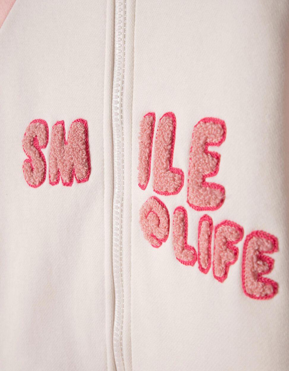 Casaco Bicolor Smile @Life
