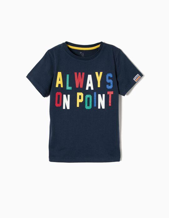 T-shirt Always on Point