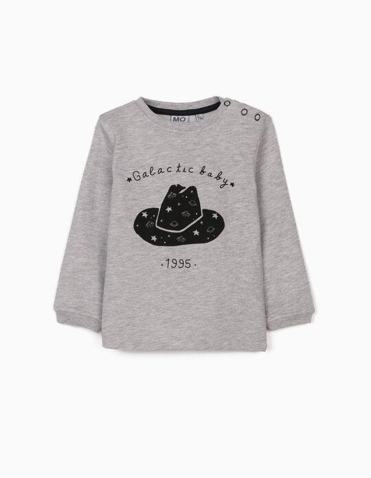 Carded Sweatshirt, Galactic Baby