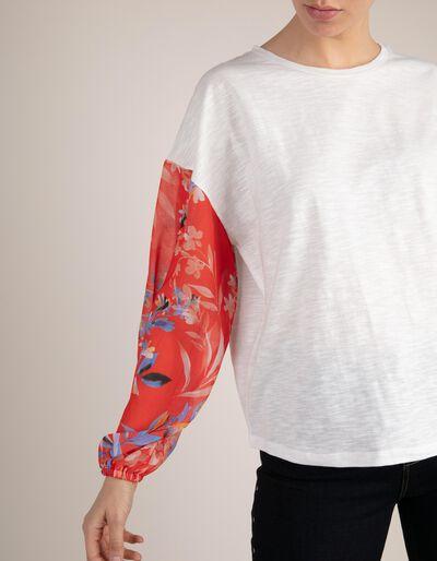 T-Shirt Combinada