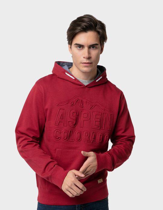 Hooded Sweatshirt, Naval