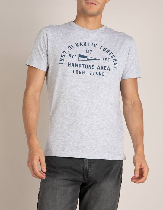 T-Shirt Nautical Forecast