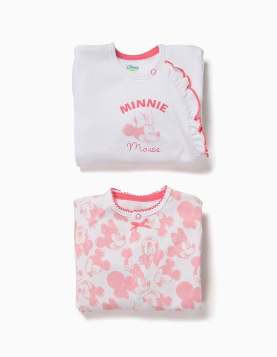 Conjunto Babygrow Minnie
