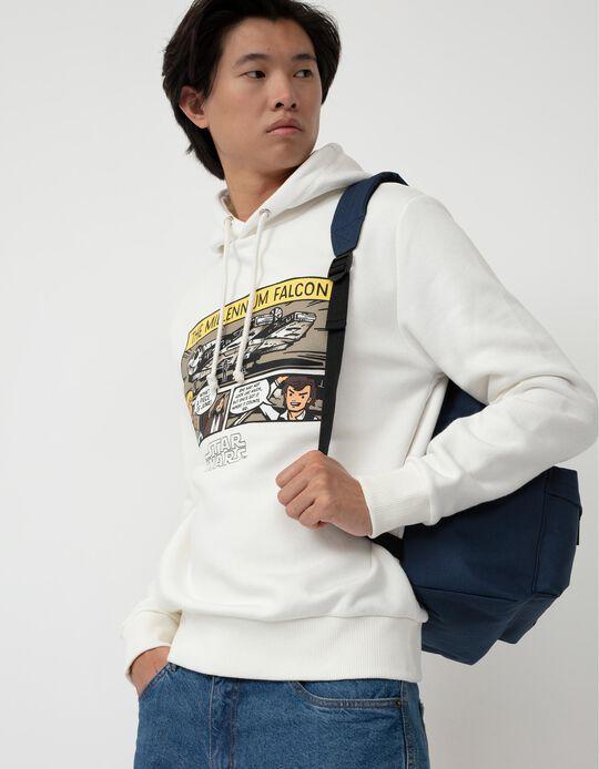 Star Wars Sweatshirt, Men, White