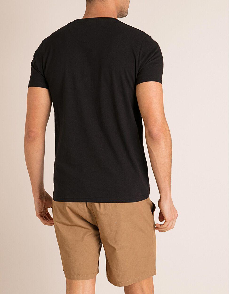 T-Shirt lisa da gama Essentials