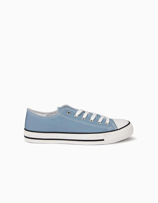Canvas Trainers, Women