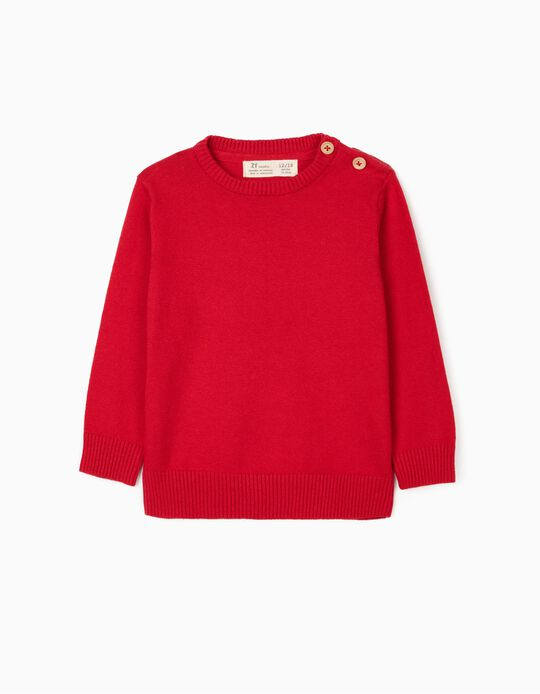 Jumper for Baby Boys, Red