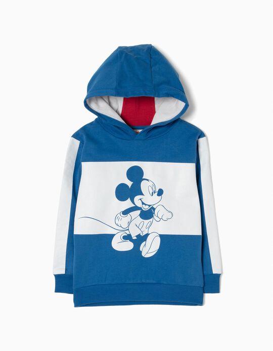 Sweatshirt Capuz Mickey