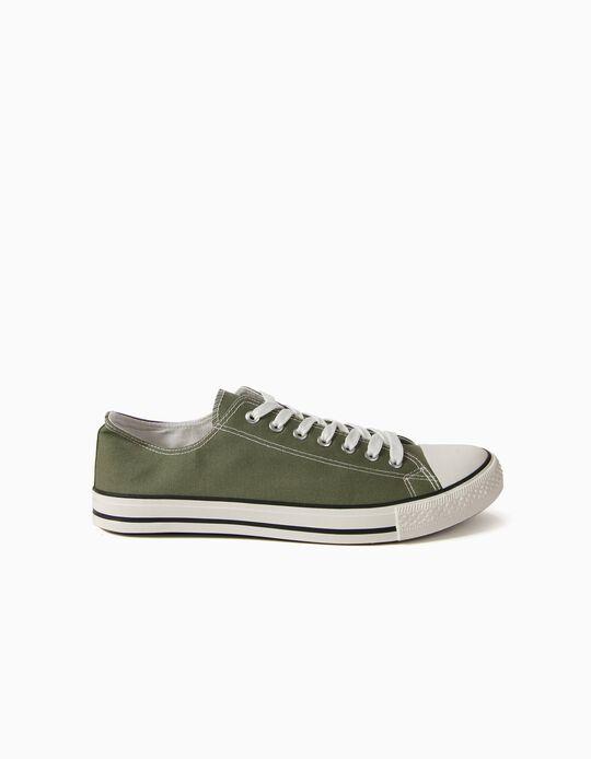 Sapatilhas Verdes