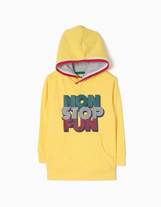 Sweatshirt Non Stop Fun