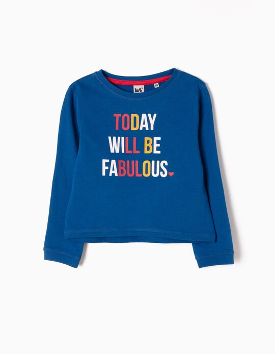 Sweatshirt Today Will Be Fabulous