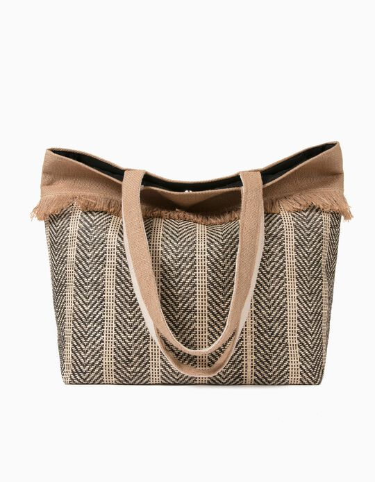 Raffia Beach Bag, Women