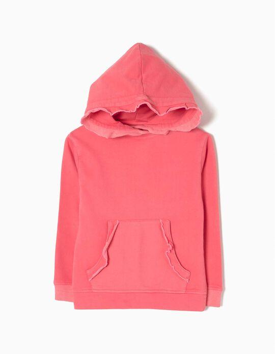 Sweatshirt Folhos