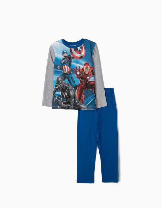 Pijama do 'Captain America'
