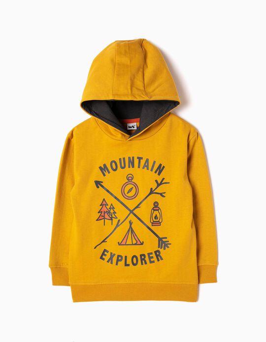 Sweatshirt Mountain Explorer