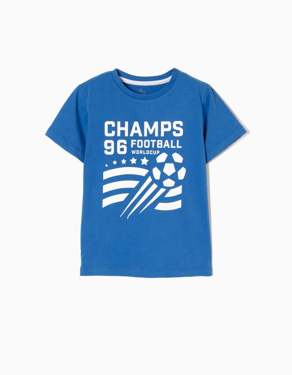 T-shirt World Cup Soccer 96