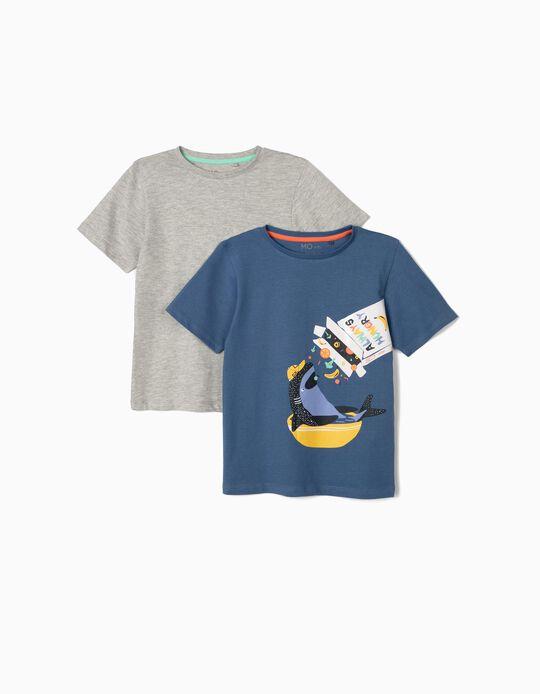 2 T-shirts para Menino