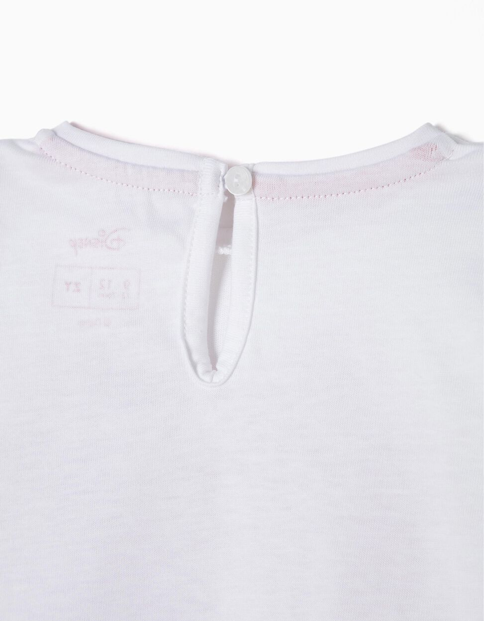 T-shirt Branca Minnie