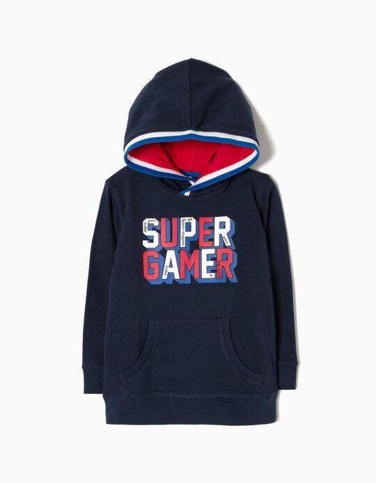 Sweatshirt Super Gamer