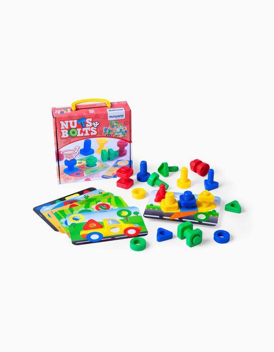 Brinquedo 48Peças 24M+ Miniland