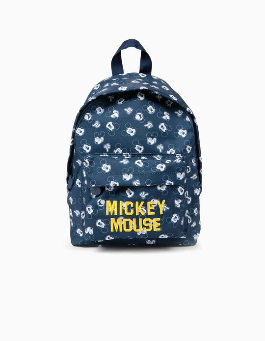 Backpack for Boys 'Mickey Mouse', Blue