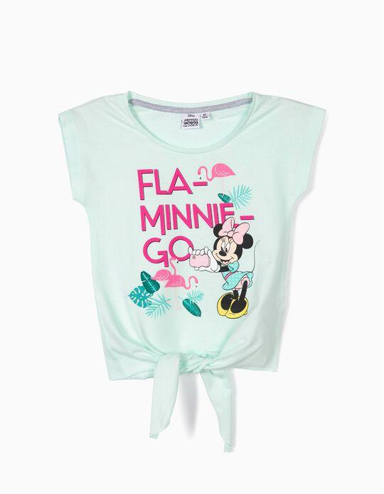 T-shirt Minnie Flamingo