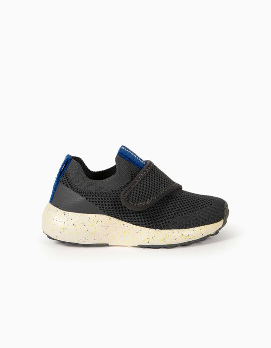Trainers for Baby Boys, 'ZY Superlight Runner', Grey