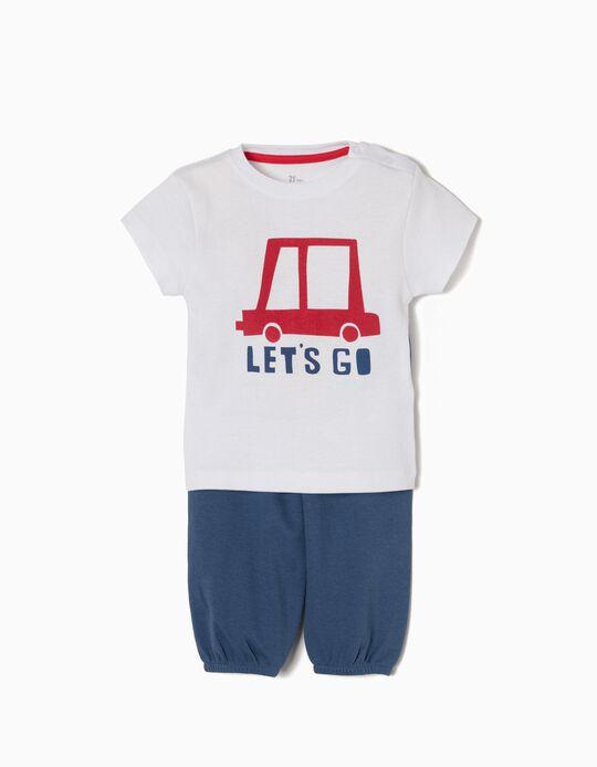 Pijama Let's Go