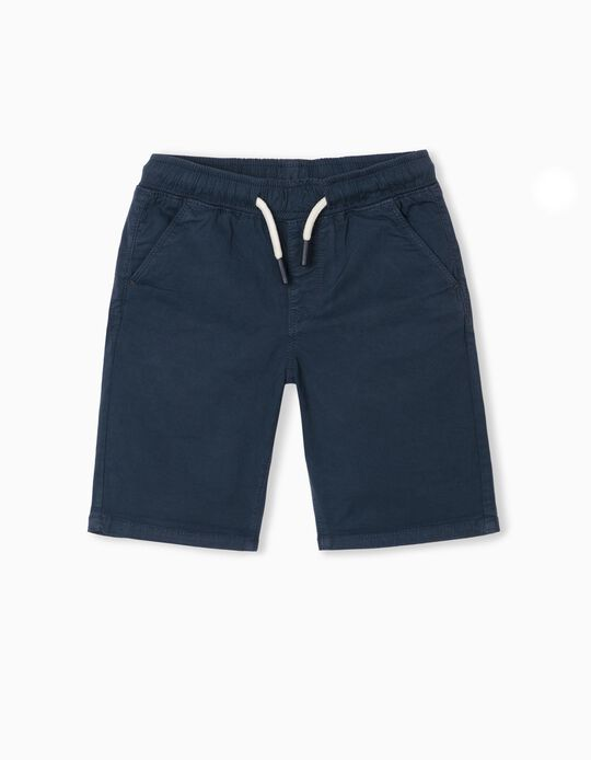 Shorts with Elasticated Waistband, Boys