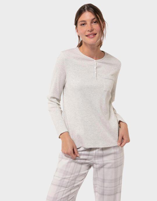 Dual Fabric Pyjamas