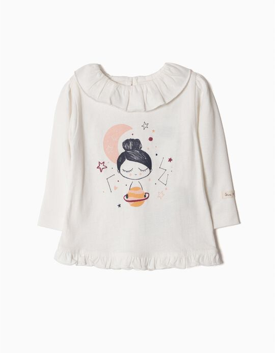 T-shirt Manga Comprida Shine Little Star