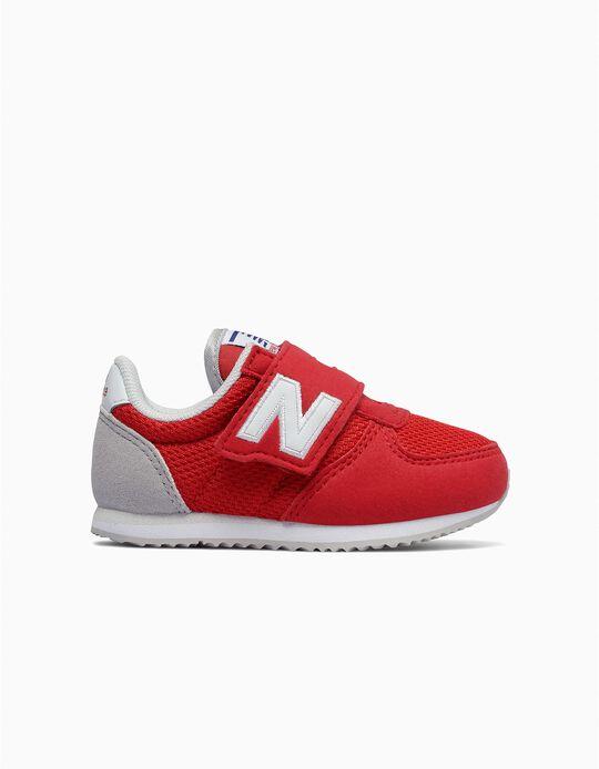 Sapatilhas New Balance Vermelhas