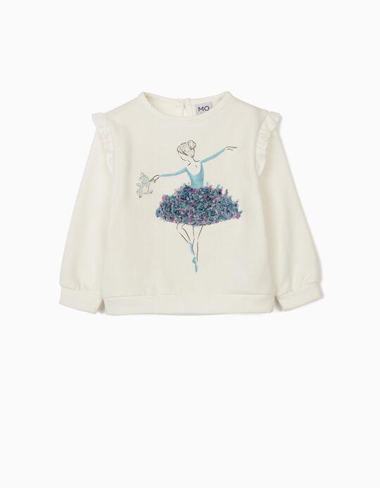 Sweatshirt Cardada Bailarina
