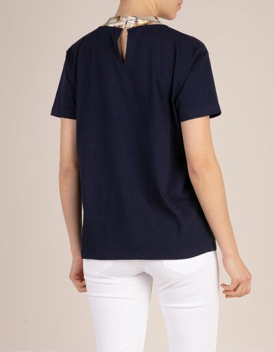 T-Shirt Com Fita