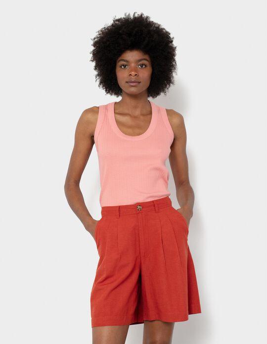Shorts in Organic Cotton, Women