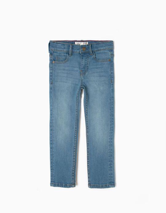 Light Jeans, Slim Leg