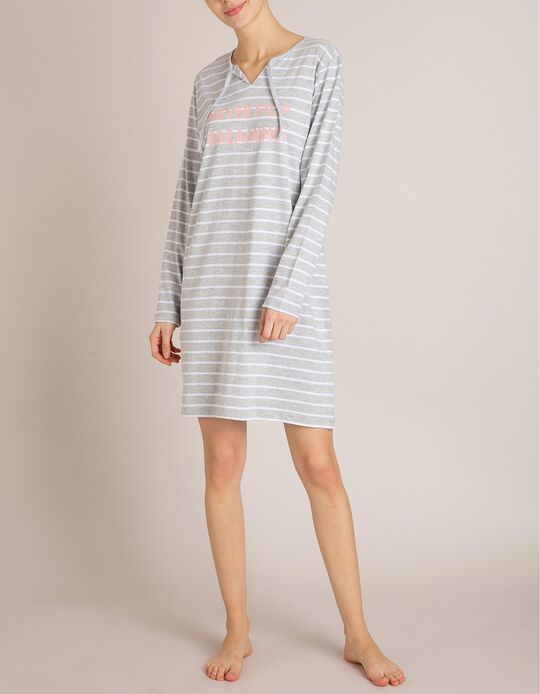 Camisa De Dormir Never Stop Dreaming