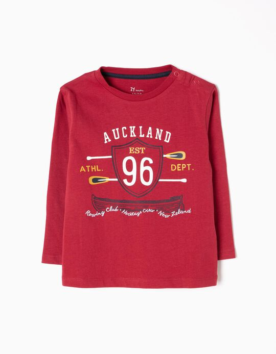 T-shirt Manga Comprida Auckland