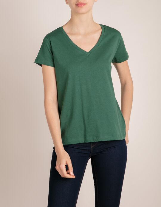 T-shirt Verde