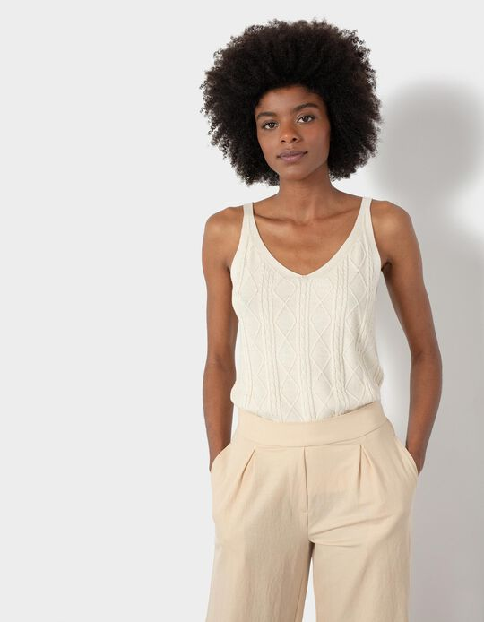 Structured Top, Women