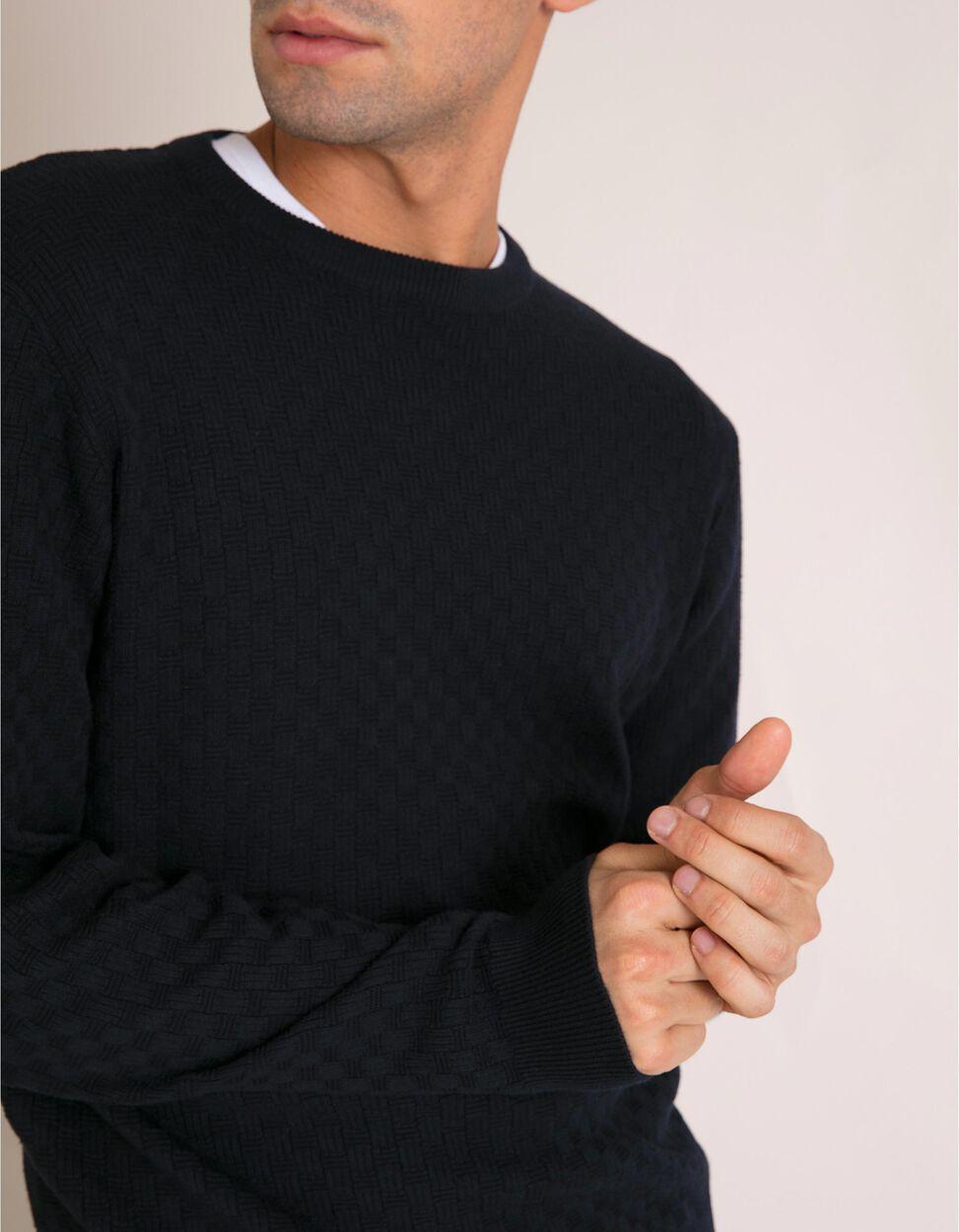 Camisola Malha Texturada