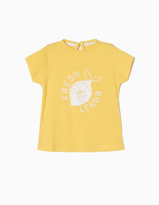 T-shirt Lemon